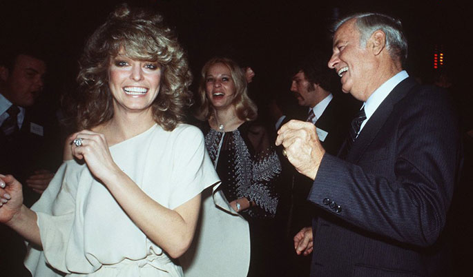 Farrah-Fawcett-danced-her-father-Studio-54