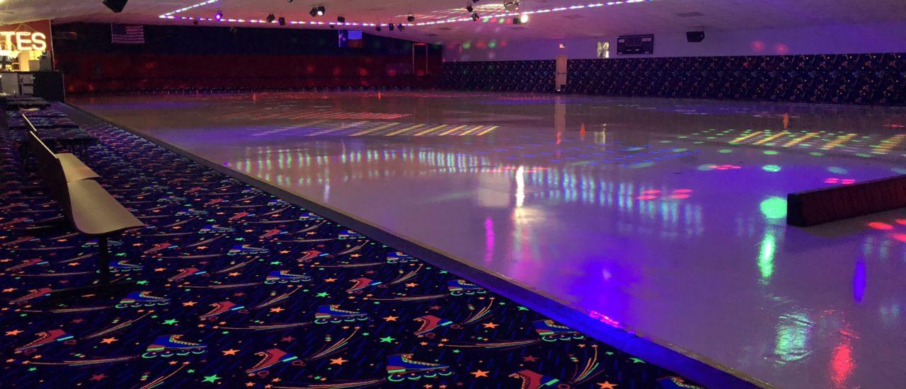 Large Skating Rink